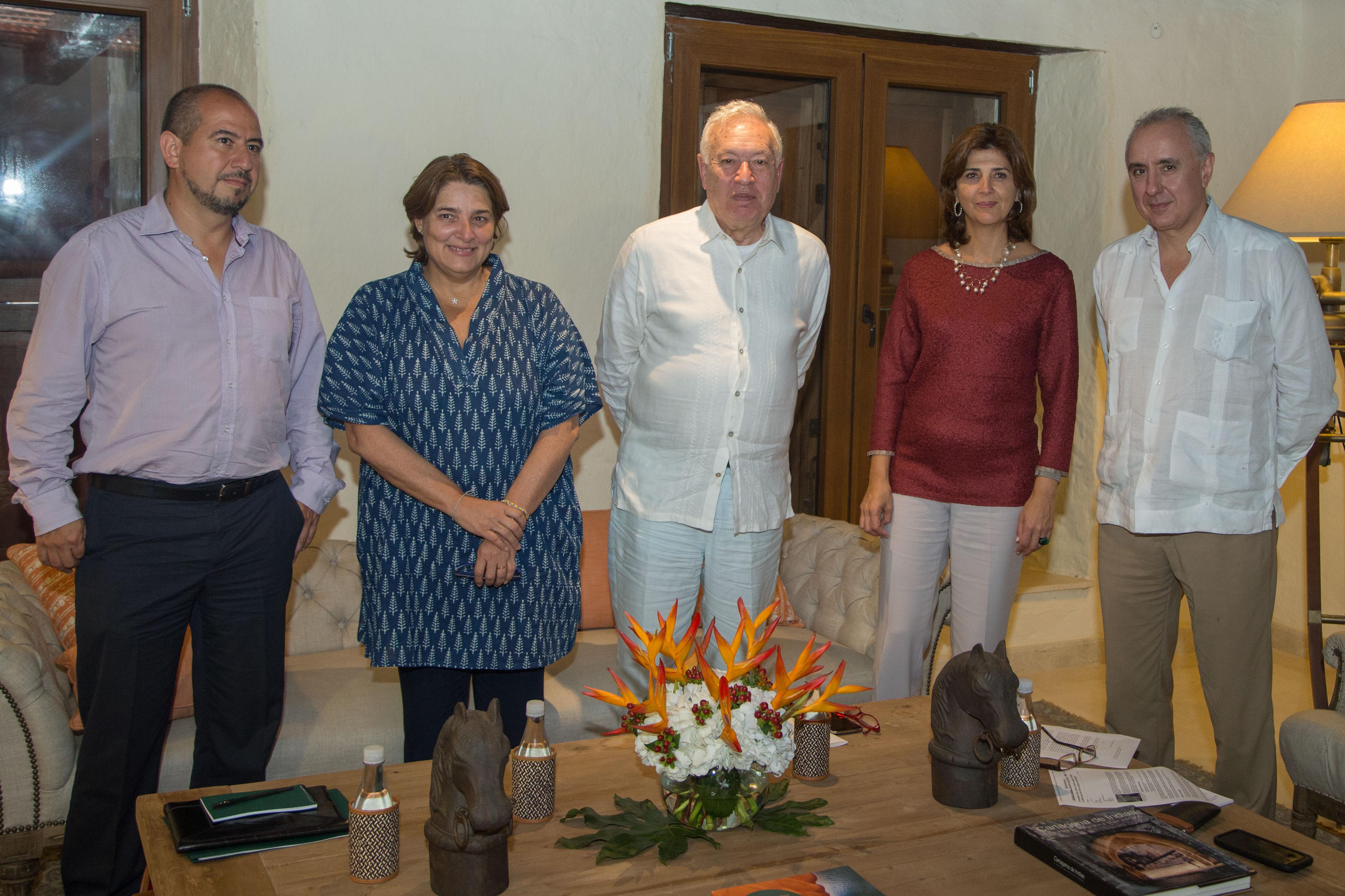 Embajada de colombia en espa a for Exteriores espana