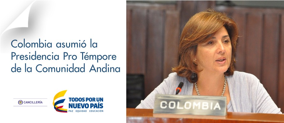 Colombia asumi la presidencia pro t mpore de la comunidad for Sede de la presidencia de la comunidad de madrid